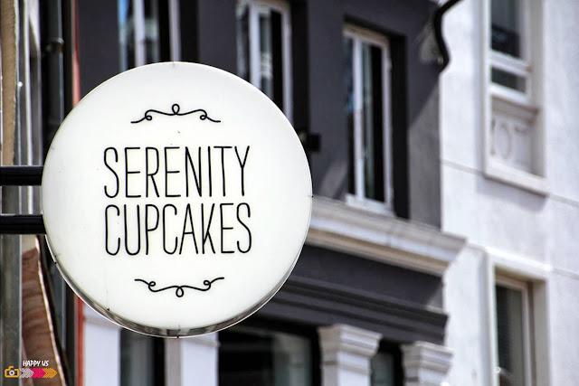 Copenhague - Serenity cupcakes