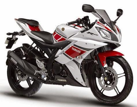 Yamaha Vixion dengan Full Fairing R9