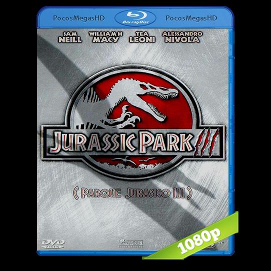 Parque Jurasico III (2001) BrRip 1080p Audio Dual Latino/Ingles 5.1