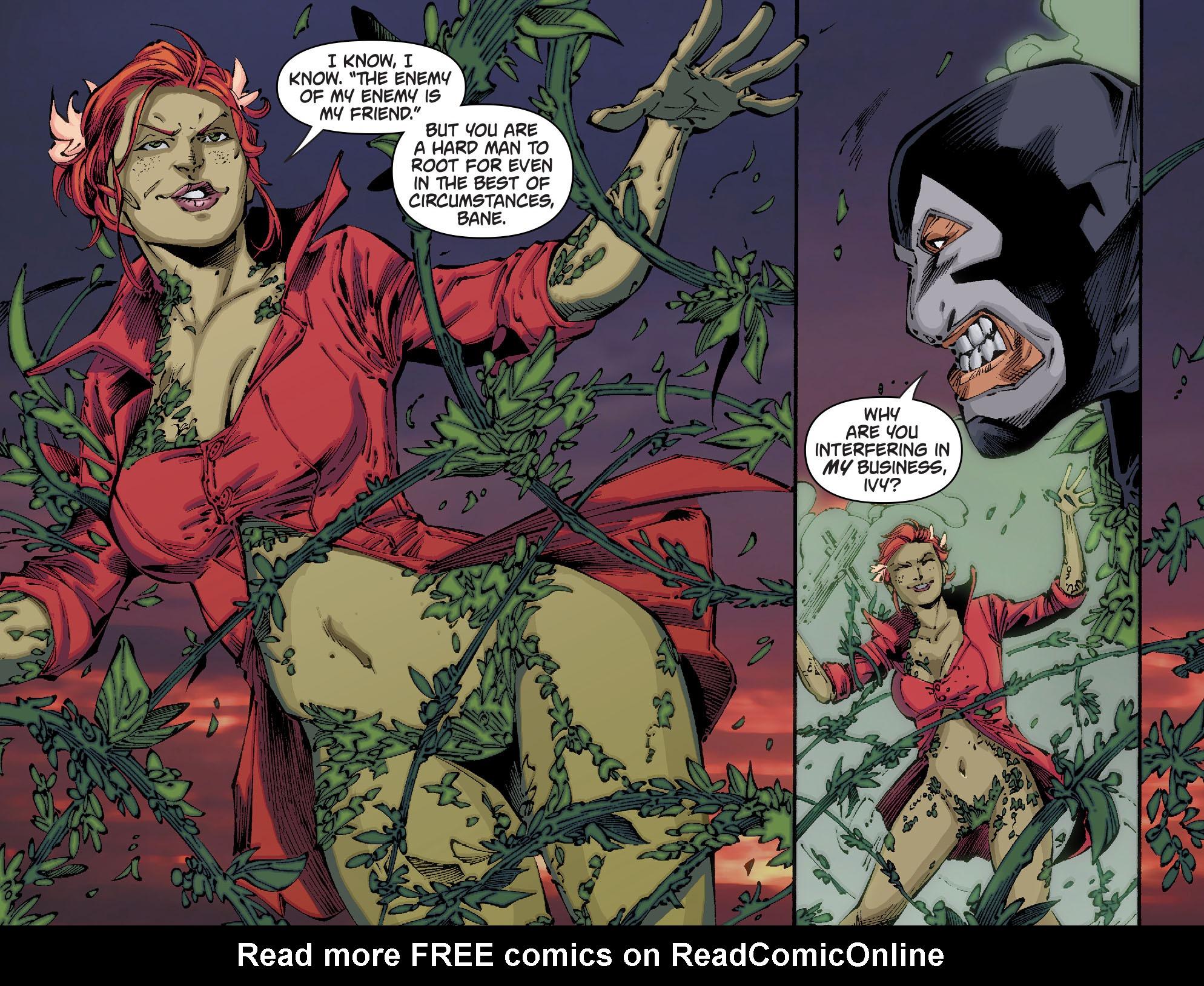 Batman: Arkham Knight [I] Issue #16 #18 - English 9