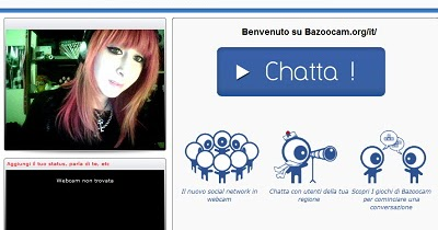 l alternativa a chatroulette franco trentalance video gratis