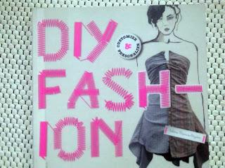 DIY Fashion -kirjan kansi