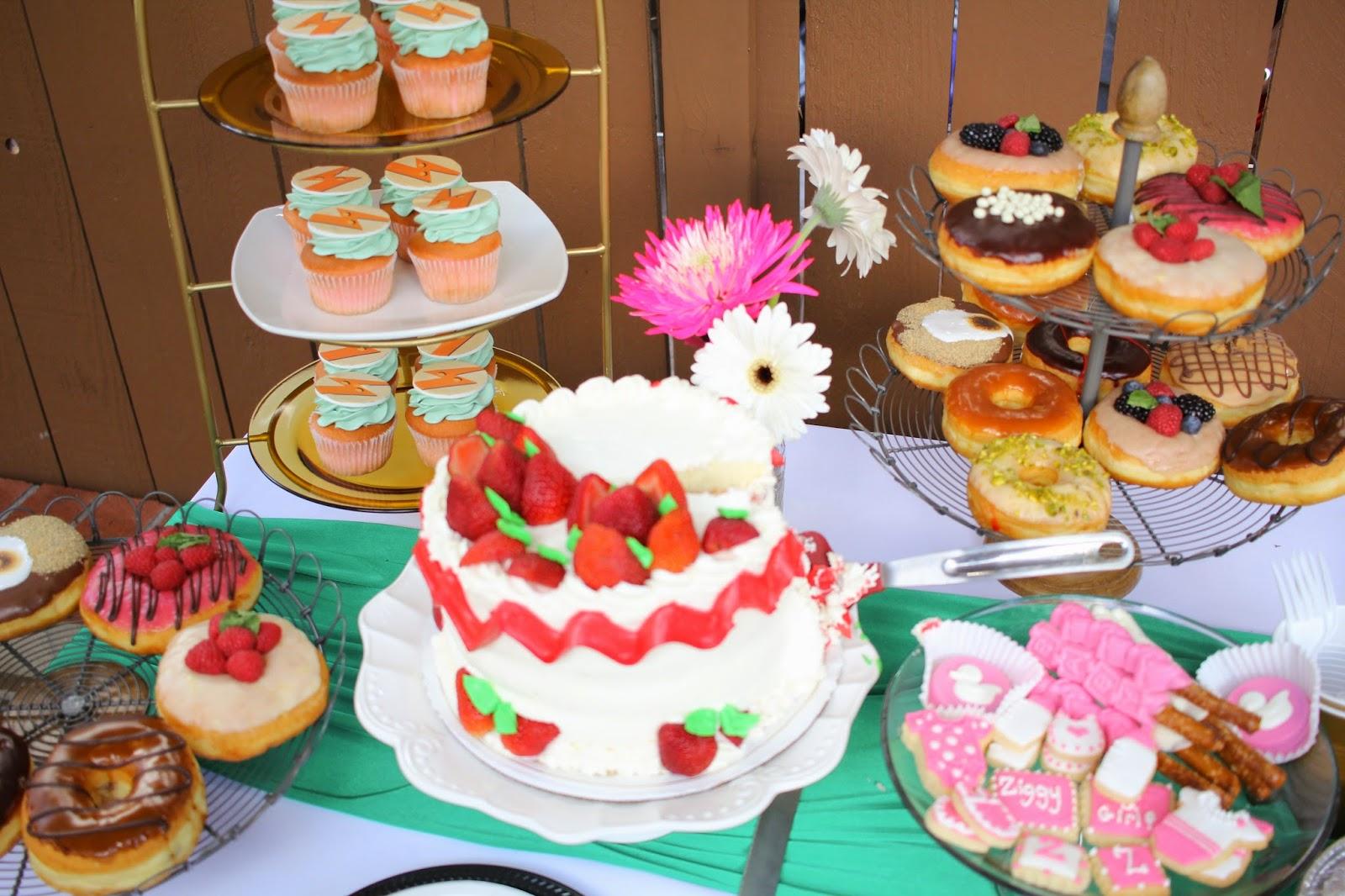 Bea's Bakery, Donut Snob, Ele Makes Cakes