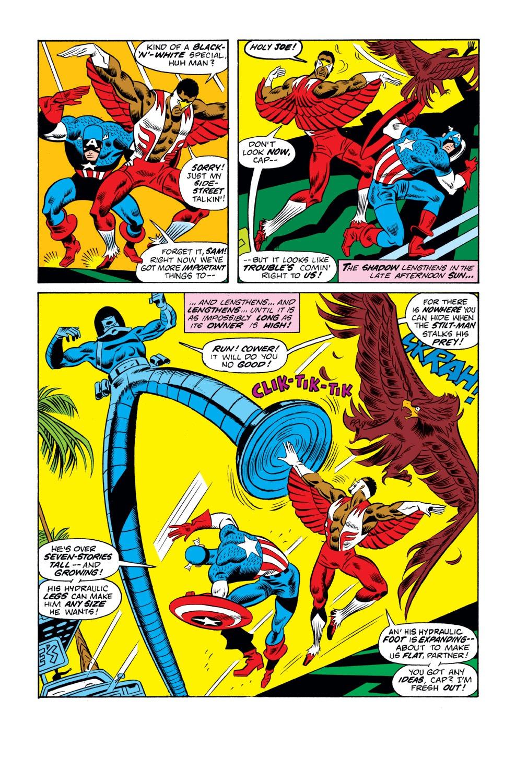Captain America (1968) Issue #191 #105 - English 16