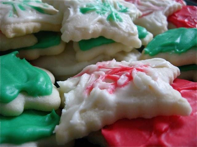 Festive Sugar Cookies (12 Weeks of Christmas Cookies - Week 12)
