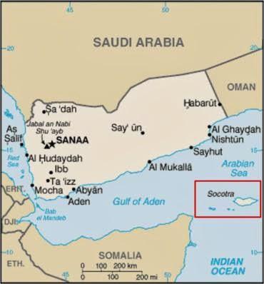 socotra+island+pulau+dajjal billyinfo15 Keanehan Pulau Socotra di Yemen, pulau Dimana DAJJAL Dirantai?