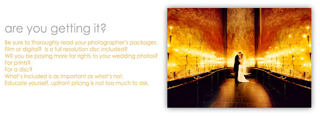 What To Look For When Hiring A Wedding Photographer