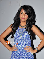Anasuya at BBM Audio Launch-cover-photo
