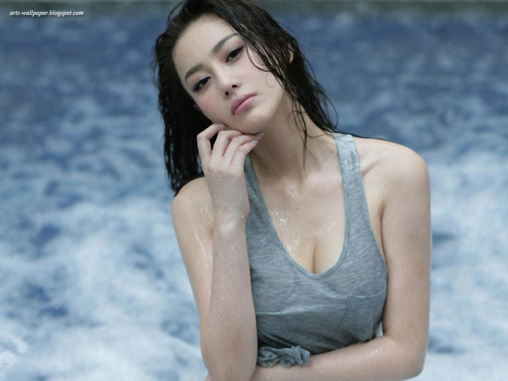 beautiful chinese girl hd wallpaper