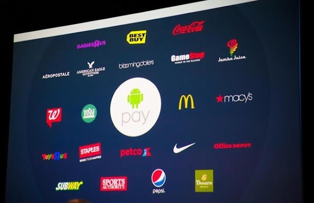 Android M Yenilikleri Android Pay