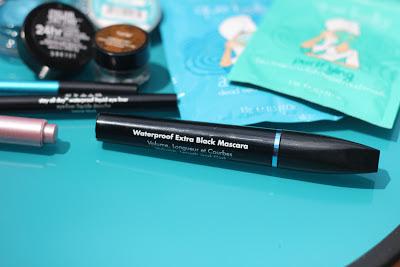 Summer Makeup: Makeup Forever Aqua Eyes Mascara