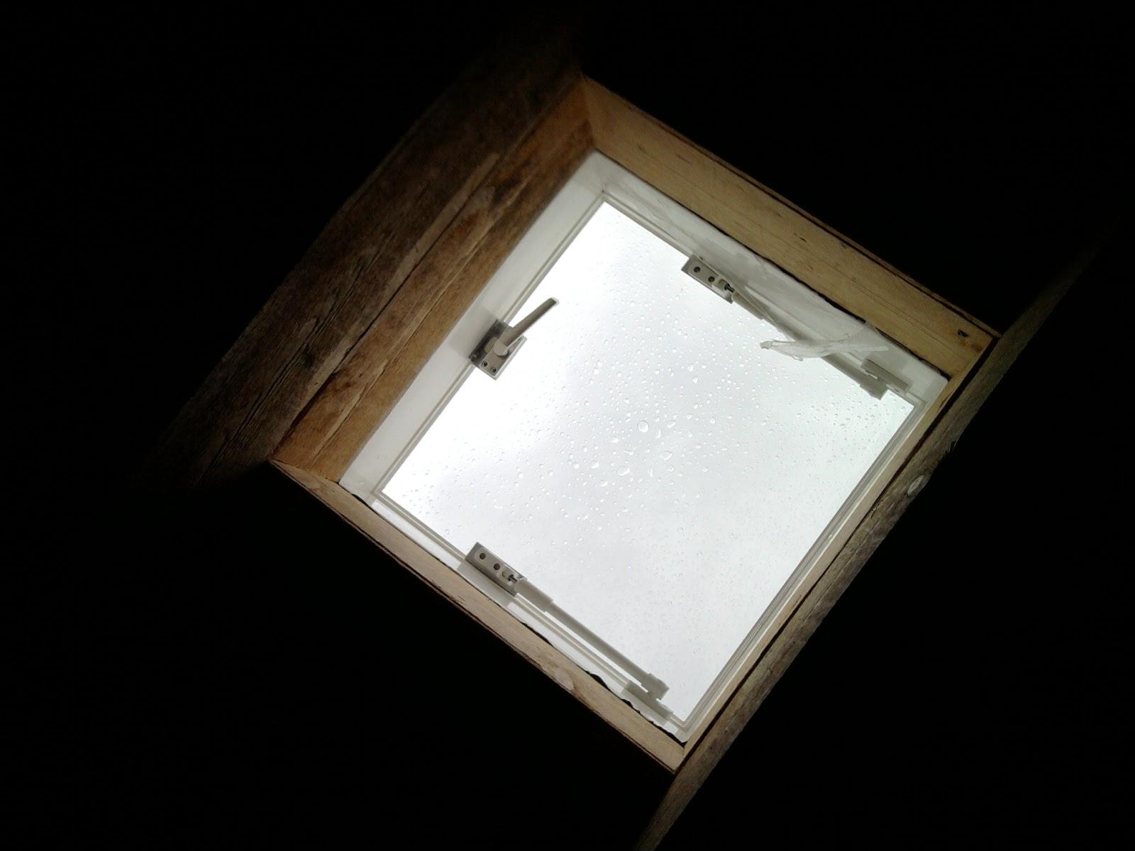 Le blog de super castor j54 les chevrons du plancher et for Faire un passe plat dans un mur