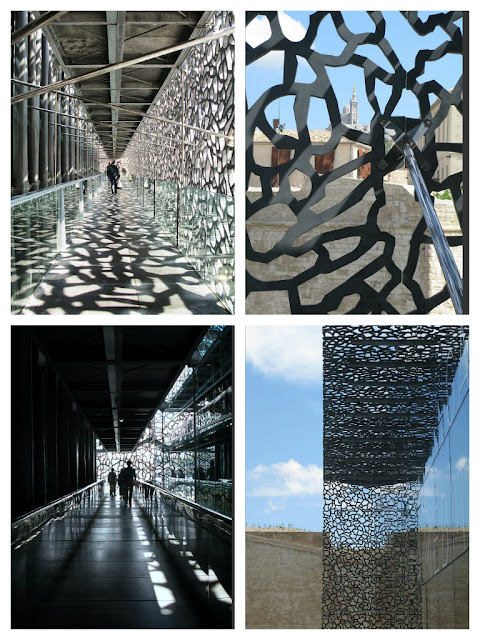MuCem - Light, Shadow & Reflections