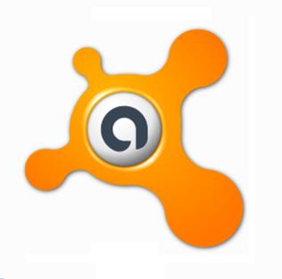 صورة توضح شعار برنامج أفاست أنتى فيروس أخر إصدار