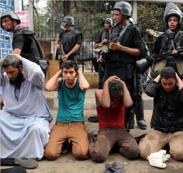 Tokoh-Tokoh Ikhwanul Muslimin Diburu Aparat Keamanan Mesir