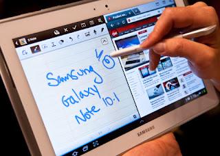 Galaxy Note III Dibekali Layar 6,3 Inch