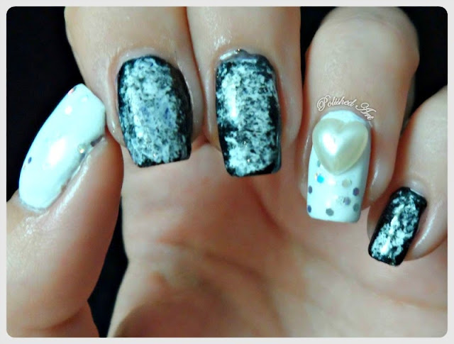 Black-White-nail-art-Challenge-4-Glam-or-Cute-Barry-M