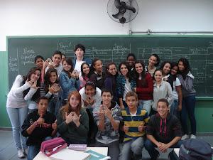 1º Colegial F - 2012