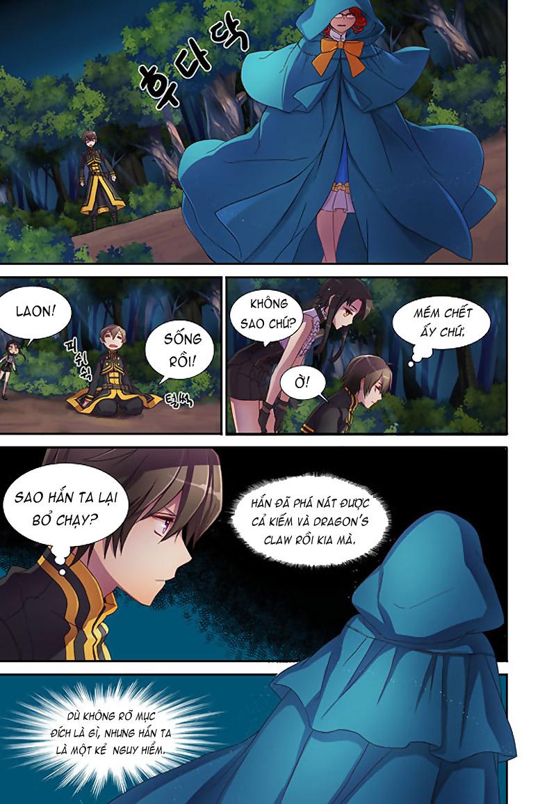 TruyenHay.Com - Ảnh 20 - Sword Girls (full color) Chap 4