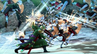 Game One Piece Pirate Warriors 3 Full crack terbaru