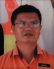 Mr Ramlee Ambu Headmaster SK Naradan Ranau