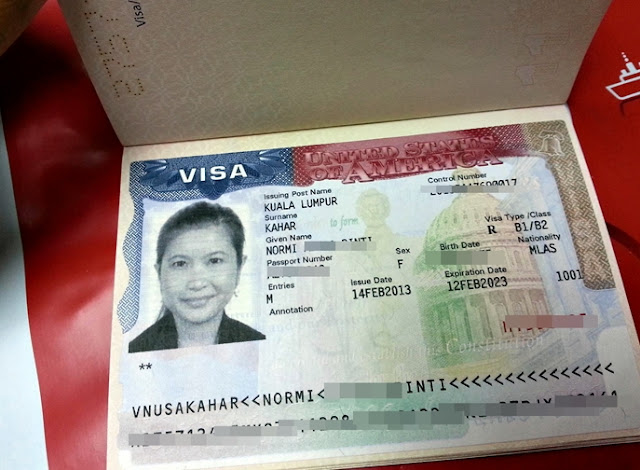 USA Visa Application – The myths.