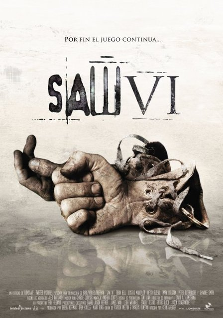Saw 6 (2009) ตัอ ต่อ ตาย 6