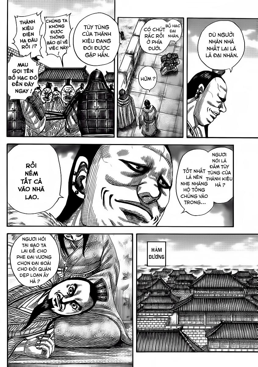 Kingdom - Vương Giả Thiên Hạ Chapter 372 page 8 - IZTruyenTranh.com