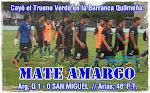 F2 / Argentino Q 1-0 SAN MIGUEL