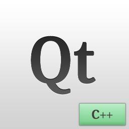 タンスの引き出し Qt C ステータスバーを使用する