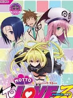 Motto To love ru trouble