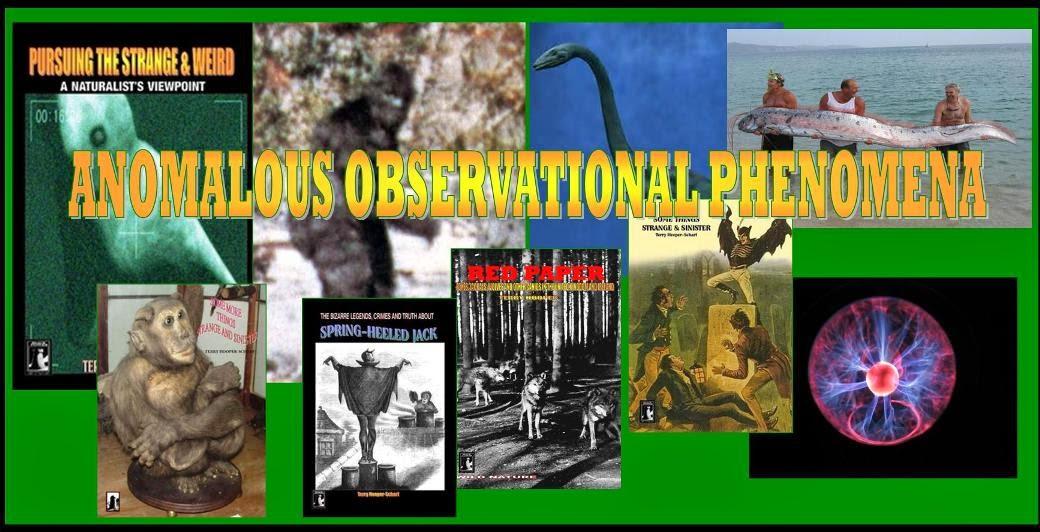 Anomalous Observational Phenomena