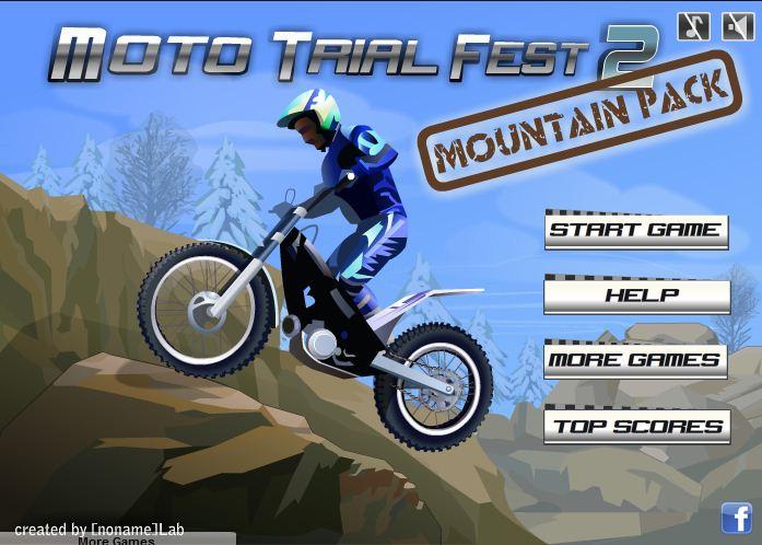 Dağ Tepe Motoru Oyunu