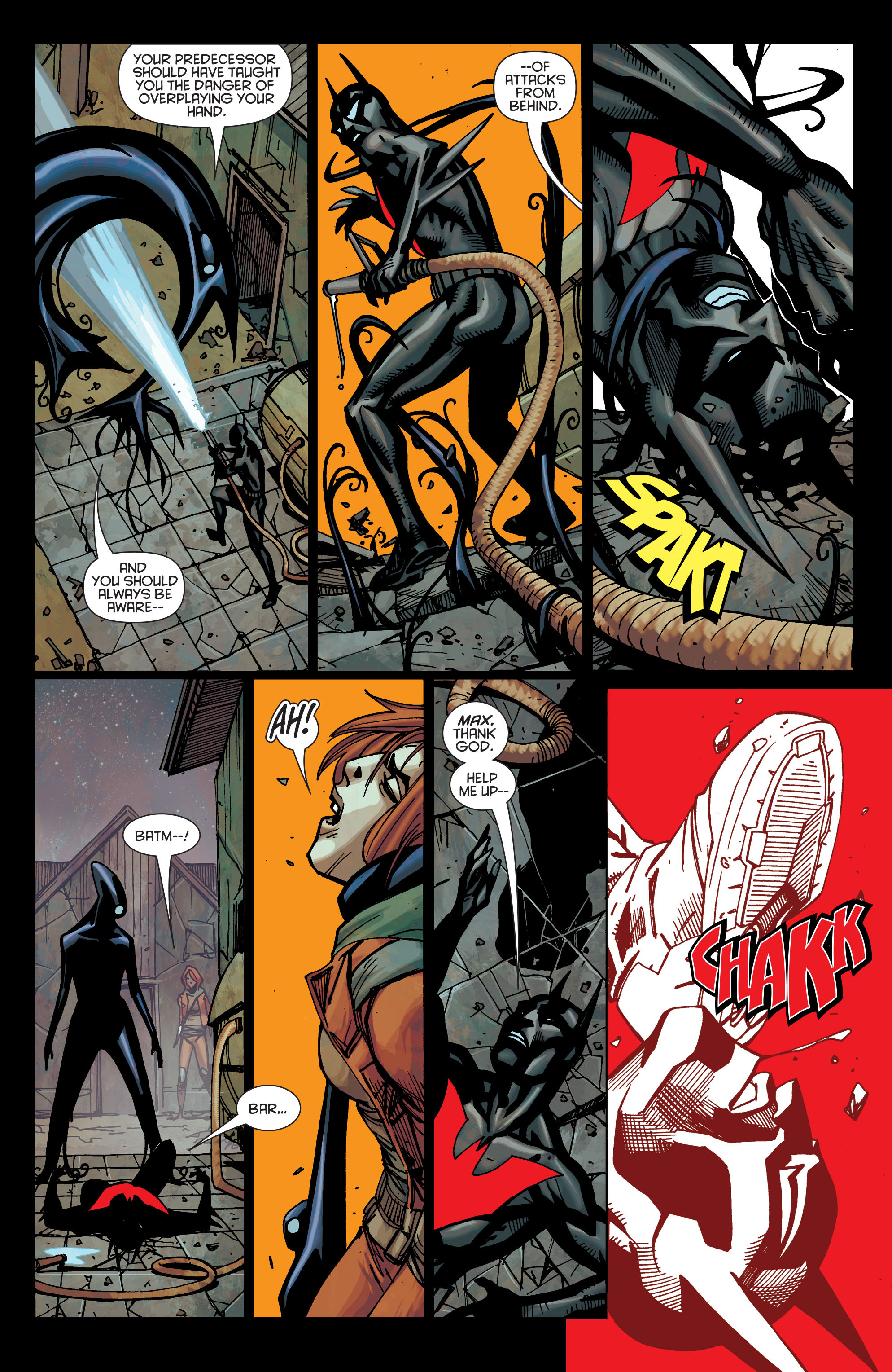 Batman Beyond (2015) Issue #2 #2 - English 21