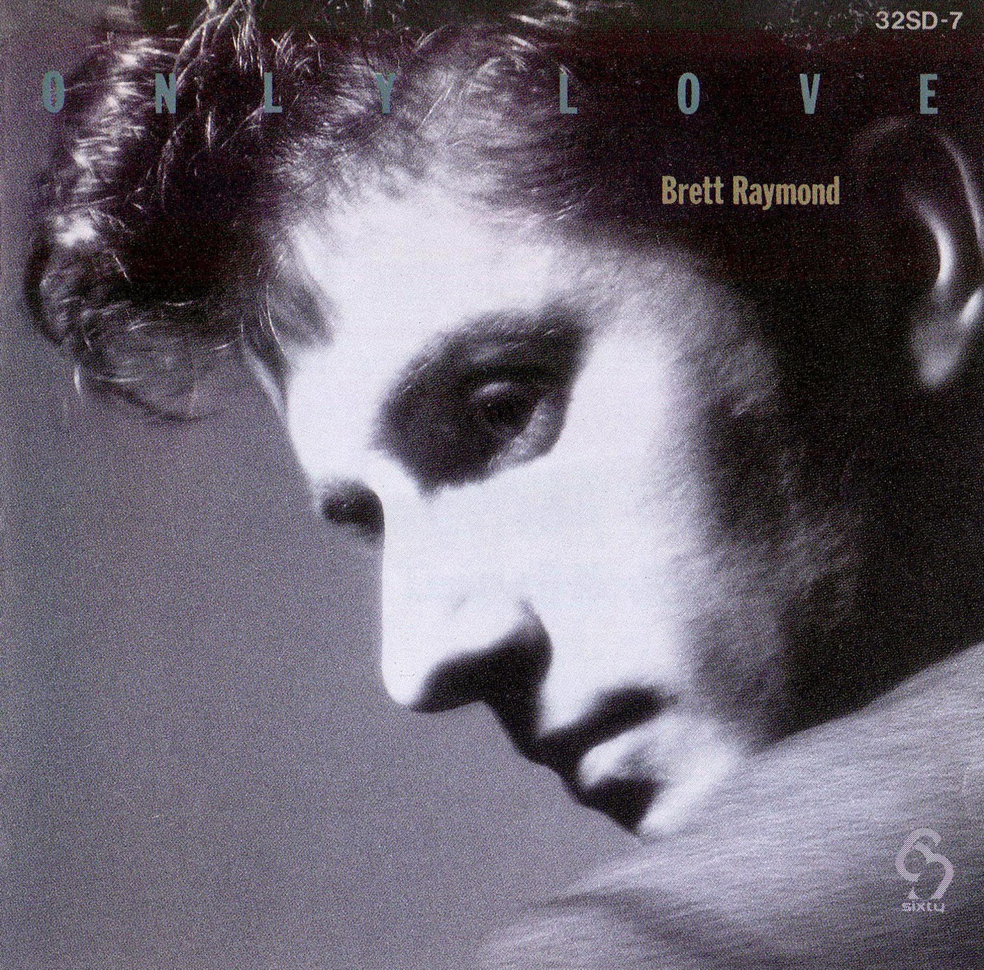 Brett Raymond Only love 1986 aor melodic rock westcoast music blogspot albums