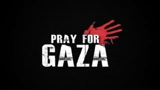 Pray for them...Pray for GAZA
