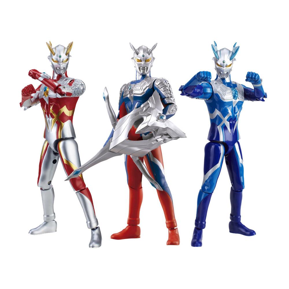 Ultraman Zero New Form Bandai Ultraman Zero F...