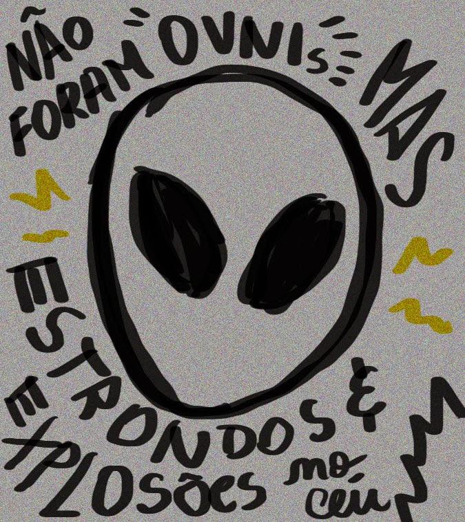 Meus relatos com OVNIS: objetos voadores não identificados
