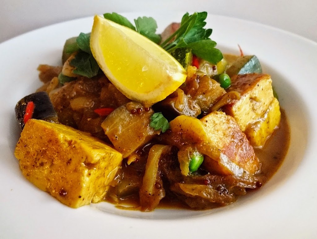 Paneer & Vegetable Curry
