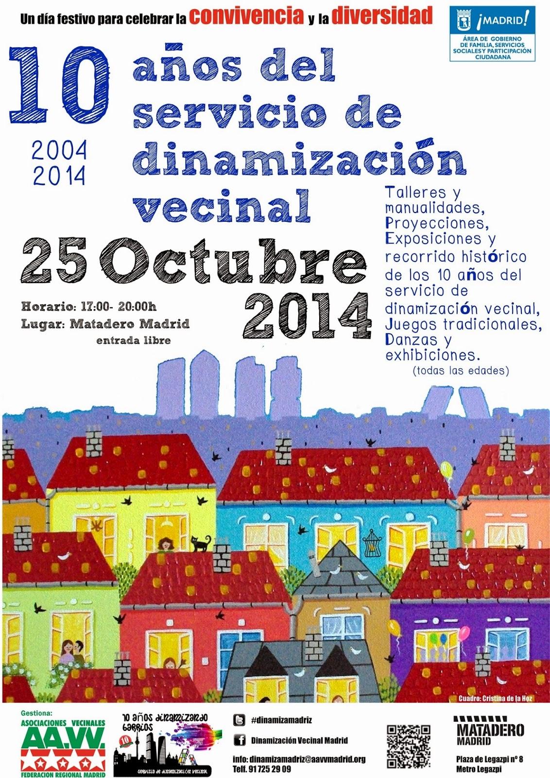 AAVV San Fermín - Dinamización vecinal