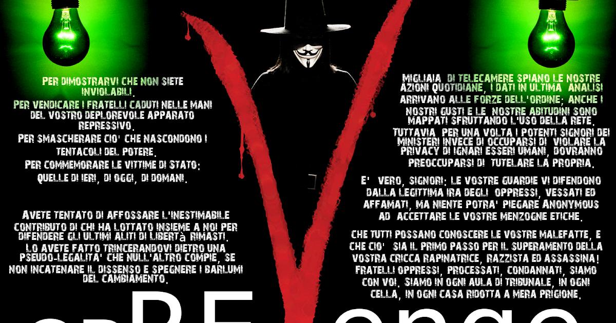 Anonymous Italia Attacca Il Sito Del Ministero Dell