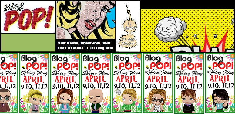 Blog POP! Spring Fling Massive Giveaway Event 2014