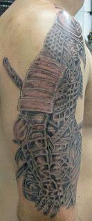 Tatuagens de Samurais