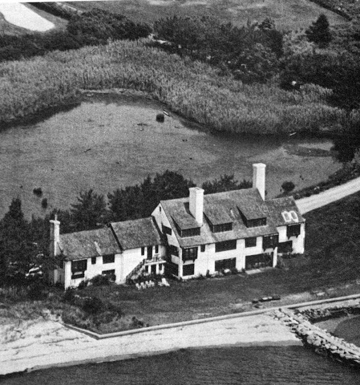 In 1938 Hepburn had the house rebuilt.