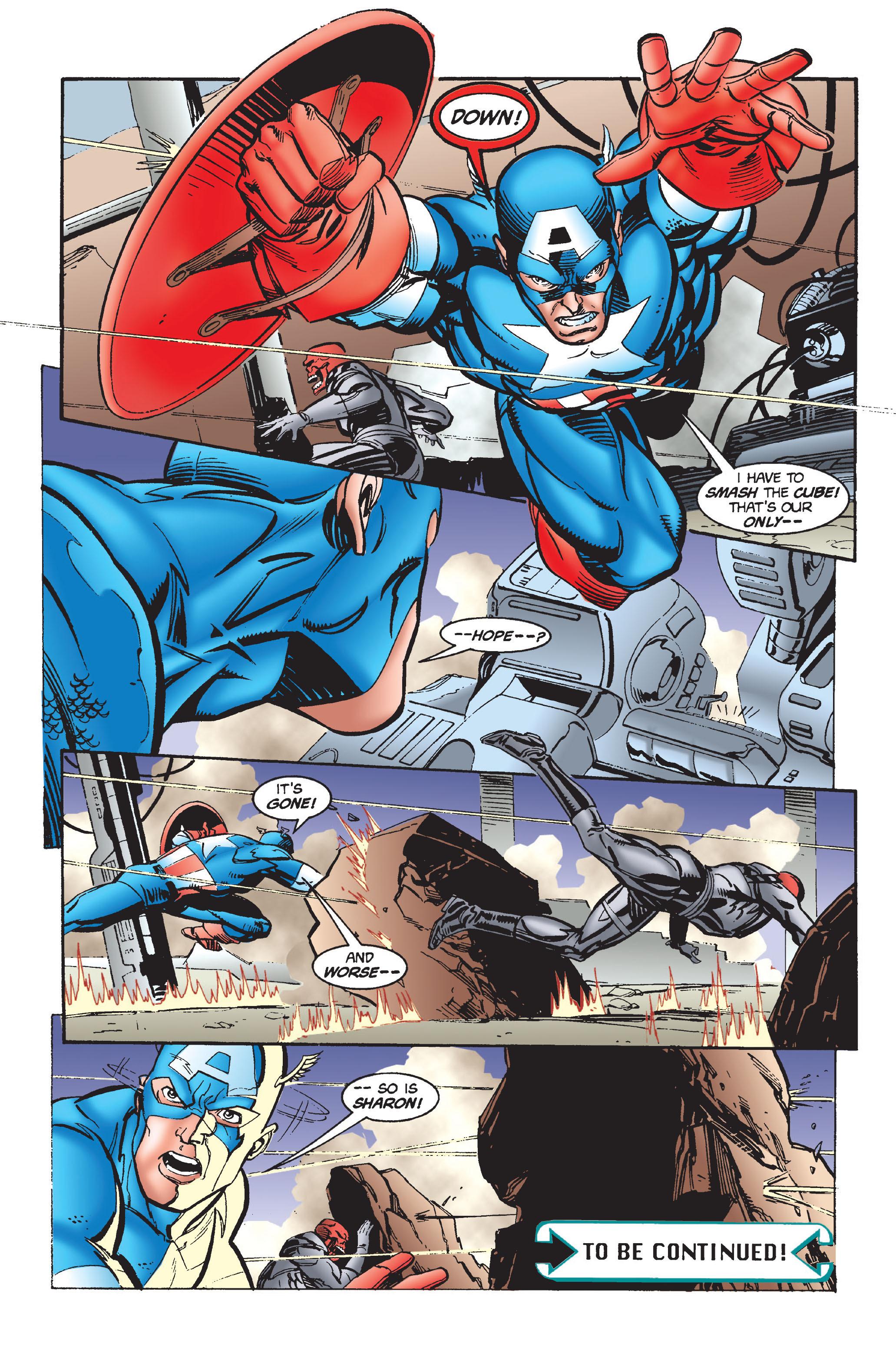 Captain America (1968) Issue #446 #400 - English 23