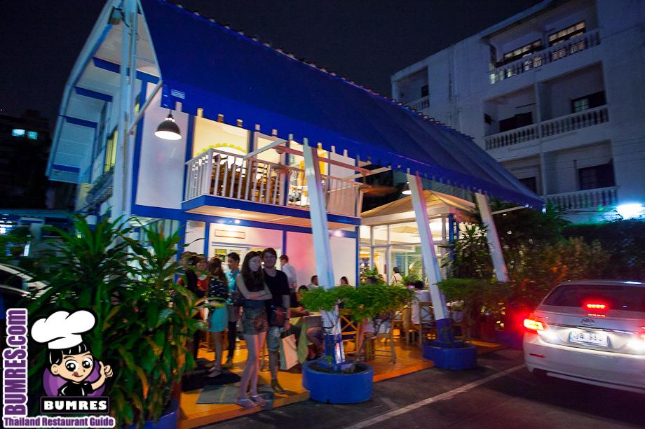 Limoncello Italian Restaurant Bangkok