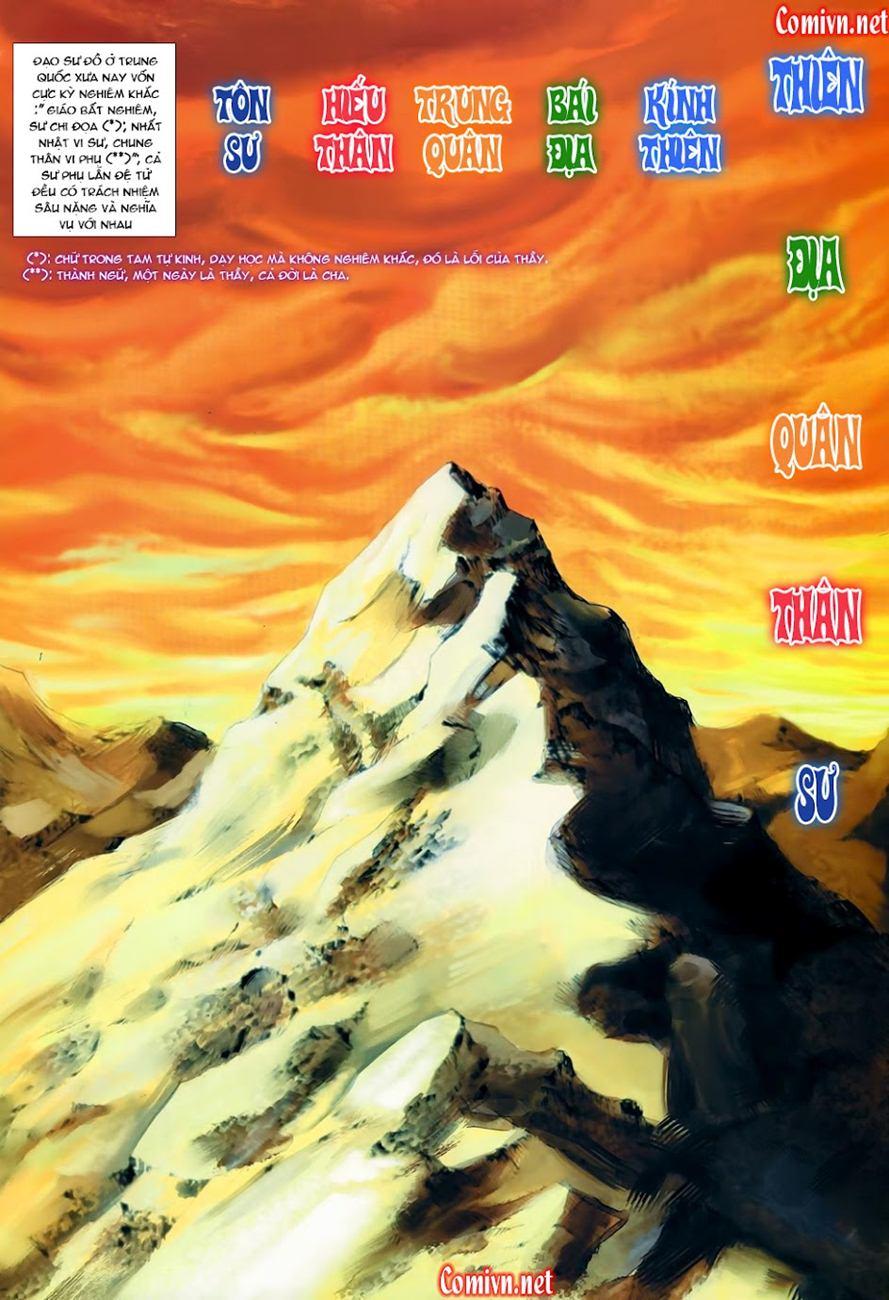 Thiên Tử Truyền Kỳ 4 – Đại Đường Uy Long chap 102 Trang 2