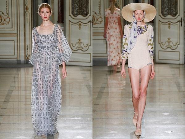 Luisa Beccaria, spring, summer, moda, fashion, style, stile, love, primavera, estate, collezione, long dresses, dresses, abiti, provenza