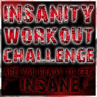 Insanity workout image