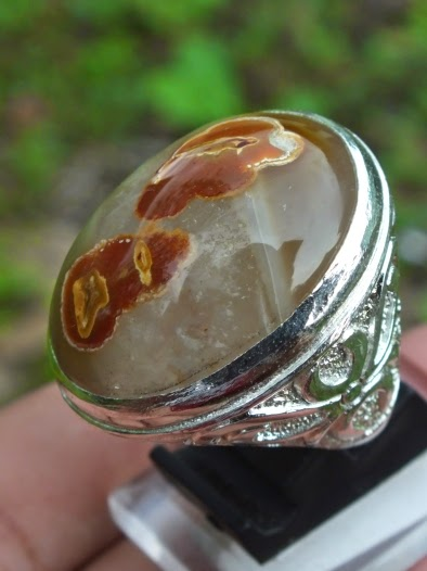 pictorial agate